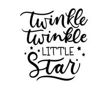 Twinkle Twinkle Little Star In...
