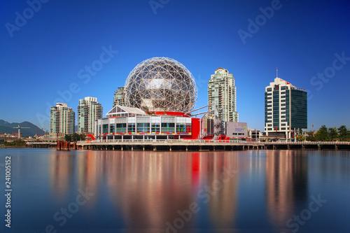 Fototapeta premium Świat nauki - Vancouver Kanada