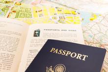 Passport And Visa Documentation