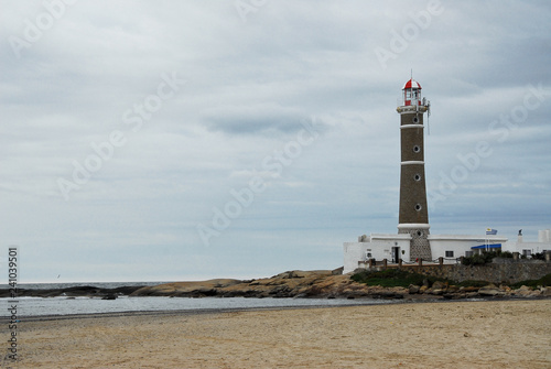 Foto op Aluminium Zuid-Amerika land Jose Ignacio lighthouse