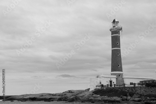 Foto op Aluminium Zuid-Amerika land Jose Ignacio light house