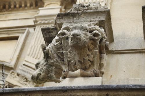 Fotografie, Obraz  architectural detail
