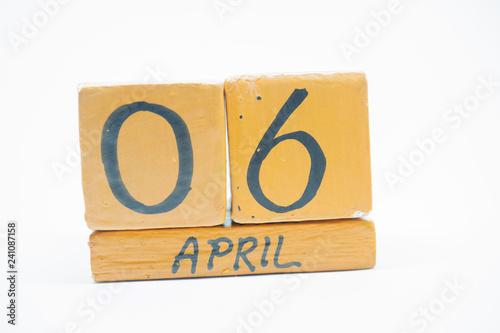 Fotografie, Obraz  april 6th