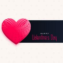 Decorative Pink Valentines Day...