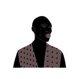 Ręcznie rysowane wektor portret mężczyzny - 241091173