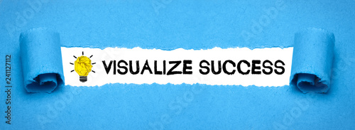Visualize Success Tapéta, Fotótapéta