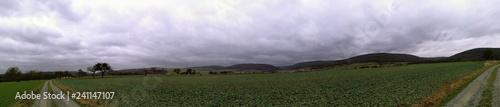 Fotobehang Ree Landschaft