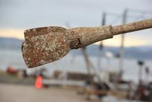 Old Boat Propeller