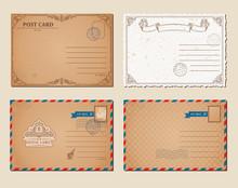 Vintage Postcards, Postage Sta...