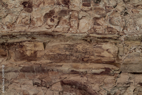 Wall Murals Old dirty textured wall Stone Rock Texture