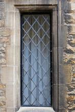 Old Lead Light Window Panes