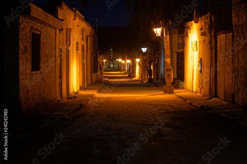 Photo Night view from the city of San Pedro de Atacama