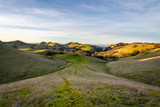 Diablo Foothills Regional Park at Sunset