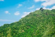 Teapot Mountain In Jinguashi, Taiwan