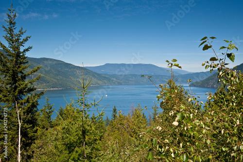 Fotografie, Obraz  Seelandschaft, British Columbia, Kanada