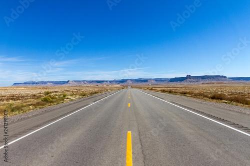 Keuken foto achterwand Route 66 Colorado, Arizona, Utah (USA)