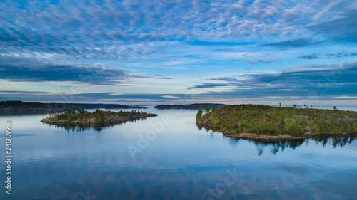 Fototapeta  Islands from a height