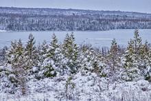 Winter Comes To Sault Ste Mari...