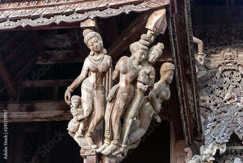 Foto op Canvas Historisch mon. Apsars