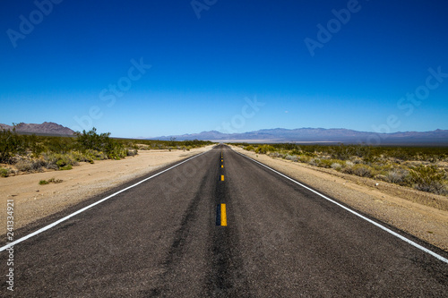 Keuken foto achterwand Route 66 Utah, Nevada, California (USA)