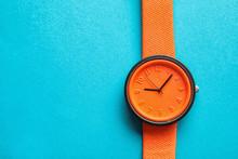 Stylish Bright Wrist Watch On ...