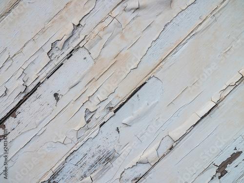 Fotografie, Obraz  old wood surface detail