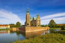 Rosenborg Castle, Copenhagen, Capital Region Of Denmark, Denmark, Europe