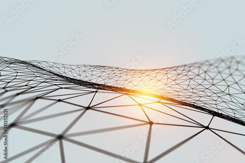 Fotografia  Technologies for connection