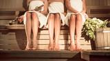 sauna women's day