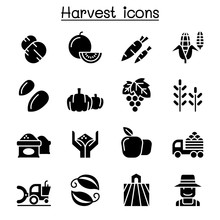 Harvest Icon Set