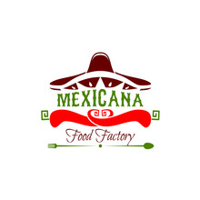 Mexicana Food Factory Icon