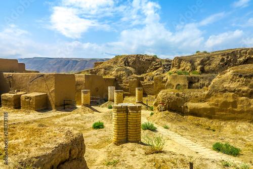 Asghabat Parthian Old Nisa 11 Wallpaper Mural