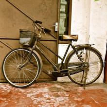 Traditional Vintage Bike