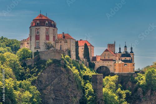 Vranov nad Dyji castle, Czech republic