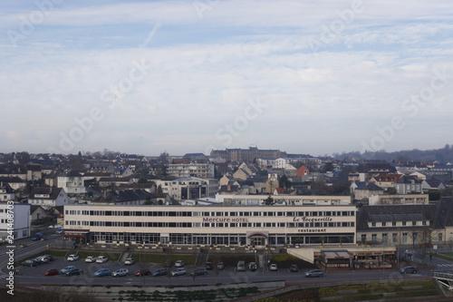 Valokuva  Panoramique sur la ville de Saint-Lô