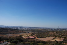 View Of Pretoria From The Top ...