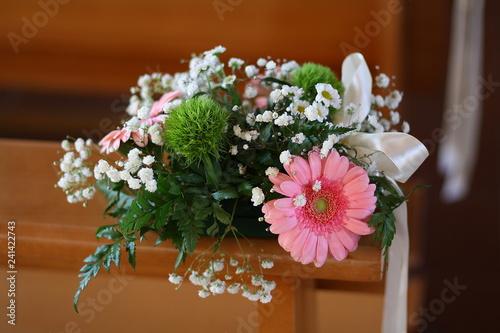 Bouquet matrimoniale Slika na platnu