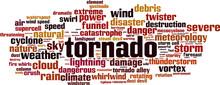 Tornado Word Cloud