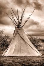 Native American Tee Pee