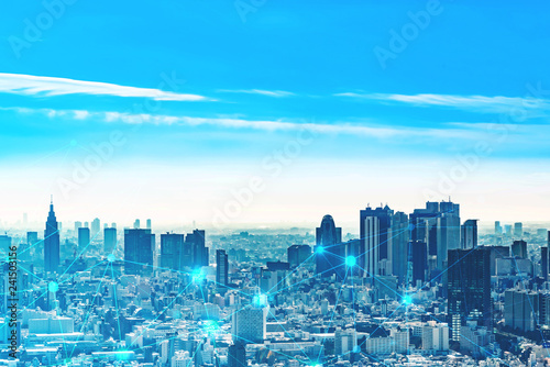 Fotografía  都市とテクノロジー