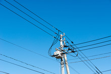電気素材 インフラ