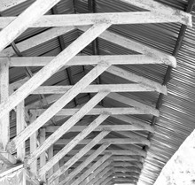Arched Roof Steel Structure The Design For Information Data