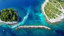 Aerial Drone Bird's Eye View P...
