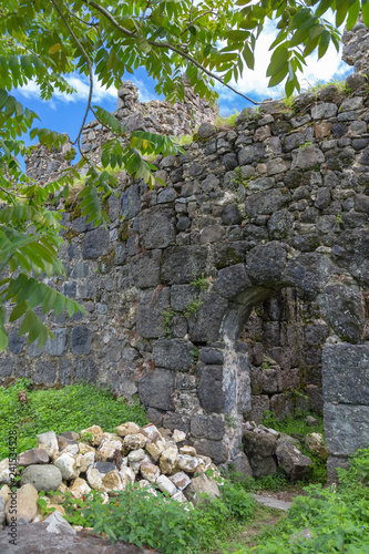 Foto  ancient fortress Gonio