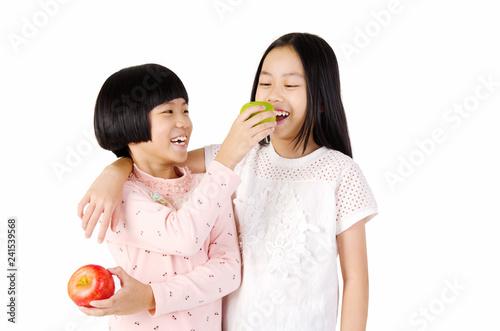 Fotografía  asian kids