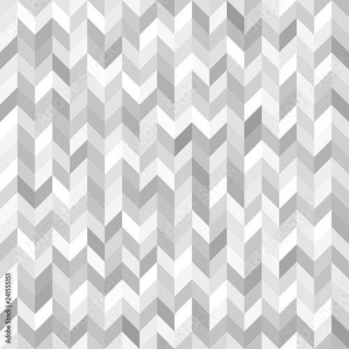Herringbone pattern. Seamless vector Canvas Print