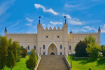 Main Entrance Gate of Lublin Castle
