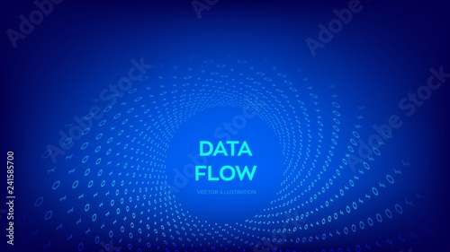 Fotografía  Data Flow