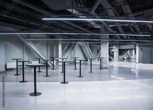 Foto op Plexiglas Stadion he interior of the stadium