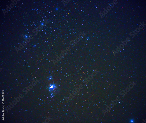 Sternbild Orion